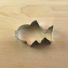 goldfish (mini) cookie cutter