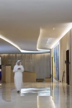Etihad Museum – Dubai, UAE – Client: RTA / Dubai Culture & Arts Authority - Architectural project: Moriyama and Teshima Architects – Lighting project: Consullux Lighting Consultants – Photos: Oliver Jackson – Lighting products by iGuzzini illuminazione #iGuzzini #Lighting#Light #Typha #Luce#Lumière #Licht #Culture #EtihadMuseum #Dubai #UnionMuseum