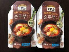 スンドゥブの素 Visual Communication Design, Korean Food, Meals, Recipes, Image, Seoul, Travel, Graphic Design, Foods