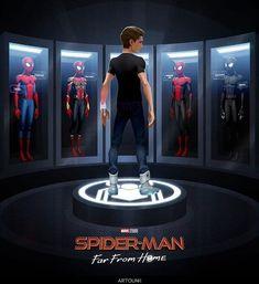 credits marvel_dc_p # spiderman Marvel Dc Comics, Marvel Avengers, Marvel Funny, Marvel Memes, Marvel Art, Captain Marvel, Funny Comics, All Spiderman, Amazing Spiderman