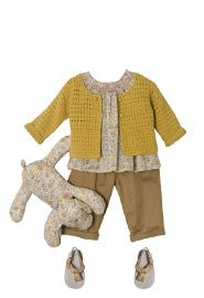 i love baby/kids clothes that aren't pink or blue