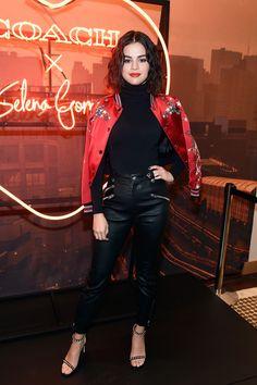 Selena Gomez - Meet & Greet at Coach House, New York - 13 septembre 2017
