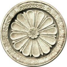 OrlandiStatuary Abbott Medallion Wall Decor