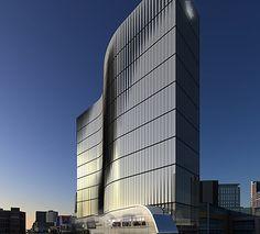 crown metropol facade - Google Search