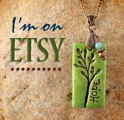 Polymer Clay tutorial word pendant tutorial by ThenSheMade @Katie Shannon.  NEXT PINTEREST PROJECT!