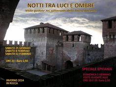 Notti tra luci e ombre alla Rocca di Soncino (CR) http://www.panesalamina.com/2014/21019-notti-tra-luci-e-ombre-alla-rocca-di-soncino-cr.html