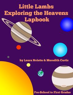 Little Lambs Exploring the Heavens Lapbook – Powerline Productions We will look at stars, make models, play with constellation blocks, make phases of the moon with Oreos, and make a rocket out of paper towels. Did I mention space bingo?  Little Lambs Exploring the Heavens Lapbook brings together games, crafts, hands-on learning and lessons the youngest learners can understand. Living books and fun activities! #Homeschooling #Astronomy Hands On Learning, Hands On Activities, Learning Activities, Steam Activities, Name Games, Bingo Games, Science Topics, Teaching Science, Mission To Mars