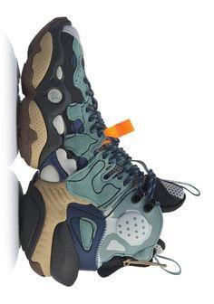 Fancy Shoes, Crazy Shoes, Sneakers Fashion, Fashion Shoes, Mens Fashion, Nike Shoes, Shoes Sneakers, Sneakers Design, Futuristic Shoes