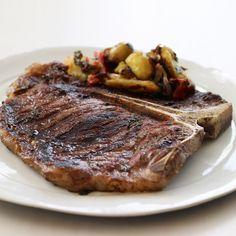 T-Bone Churrasco a la Plancha   Food & Wine