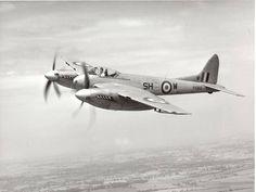 DH Hornet   64 Sqn RAF