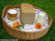 Pravý kváskový chléb - recept pro domácí pekárny