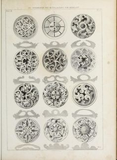 Ornamentik des Mittelalters