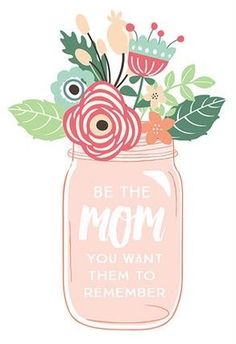 5 Inspirational Quotes for Mother's Day Be the Mom you want them to remember.<br> 5 Inspirational Quotes for Mother's Day available in free printable format. Mothers Day Inspirational Quotes, Happy Mother Day Quotes, Mother Quotes, Mom Quotes, Happy Mothers Day, Meaningful Sayings, Happy Wife, Friend Quotes, Inspirational Thoughts