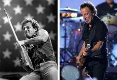 celebrities then and now | Celebrities Then and Now (30 pics)
