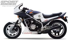 1984 Honda Interceptor #Motorcycle #Sportsbike #Honda