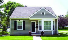 casa pré-moldada ou pré-fabricada
