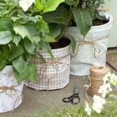 Decorative pot covers