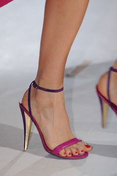 Ferragamo shoes...