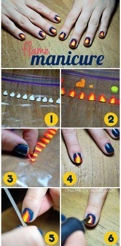 21 nail art secrets