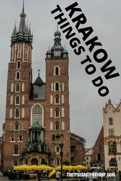 St Mary's Basillica in the Main Market Square - Things to Do in Krakow, Poland - The Trusted Traveller