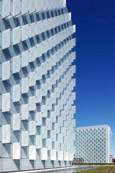 Telefonica Headquarters, Madrid