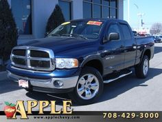 2002 Dodge Ram 1500 ST - SOLD  http://www.applechevy.com