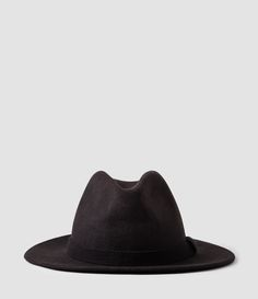 All Saints Bronson Fedora