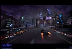 Image result for future city concept art