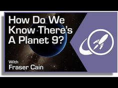 How Do We Know There's a Planet 9? Are you having trouble keeping track of all the planets in the Solar System? Good news! Astronomers…