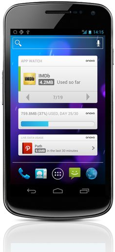 iphone monitor data usage by application