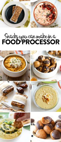 The food processor 13 ways to use it 20 recipes to prove it make snack time easy and delicious with these 10 easy snacks to make in your food forumfinder Image collections