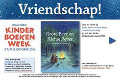 Kinderboekenweek 2018: Vriendschap | Rian Visser Spelling, Kids, School Ideas, Children, Boys, Children's Comics, Boy Babies, Kid, Kids Part