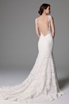 Graceful Watters Wedding Dresses Fall 2015 Collection