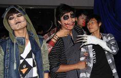 6 điểm vui chơi Halloween 2014 tại Hà Nội gây thốt tim