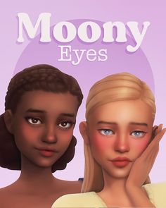 Moony Eyes | Miiko on Patreon Los Sims 4 Mods, Sims 4 Body Mods, Sims 4 Game Mods, Maxis, Sims 4 Cc Eyes, Sims 4 Mm Cc, Sims 4 Mods Clothes, Sims 4 Clothing, The Sims 4 Skin