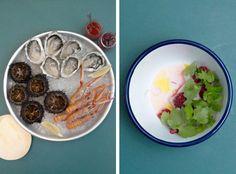 Clamato seafood restaurant Paris | Remodelista