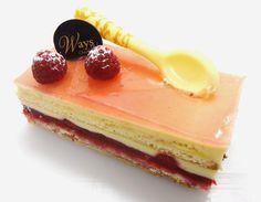 Framboise- Vanille Bourbon Vanille Bourbon, Cheesecake, Desserts, Food, Deserts, Raspberry, Tailgate Desserts, Cheesecakes, Essen