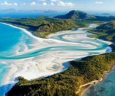 White Heaven Beach Australia The Beautiful Sandy That I Go Over To Uninhabited Island Floating In World S Largest C Reef Great Barrier