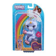 Fingerlings Baby Unicorn - Alika - The Entertainer