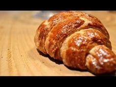"""Video ricetta: """"Croissant sfogliati alla francese integrali"""" - Aglio in ..."""