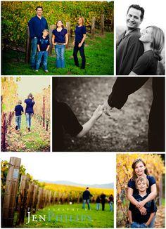 Vineyard Family Portraits