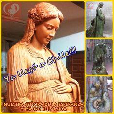 Resultado de imagen para Virgen María Chile