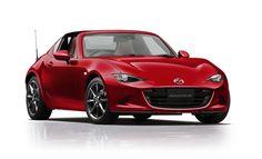 マツダ新型「ロードスターRF」の販売が好調、1カ月で2385台を受注 -