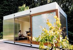 Moveable shed
