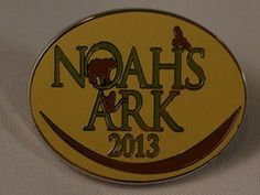 We've just added our Limited Edition Noah's Ark logo pin to our online store. Once they're gone, they're gone! This was our first pin and will truly be a collector's item. More pins coming soon...next up is a #BLT pin! Supplies are limited! http://www.noahs-ark.org/products/noah-s-ark-limited-edition-pin