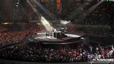 New Meadowlands Stadium, NJ - 360° Tour (July 20, 2011)
