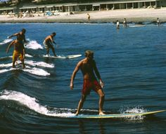 1stdibs | Slim Aarons - Surfing Brothers