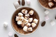 Hot Chocolate or Hot Cocoa?  Where one is made with hot chocolate and milk and the other is a combination of sugar and cocoa powder, both are delicious and a fantastic way to warm yourself up!! Try both recipes and you choose which you like best