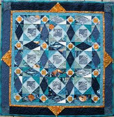 Quilt Inspiration: Storm At Sea Quilts