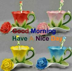 Lovely and Beautiful Good Morning Wallpapers - Image Wallpapers